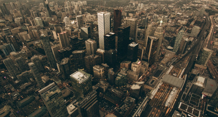 The Best Aerial Shots In Film
