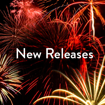 Check out our new releases, updated bi-monthly