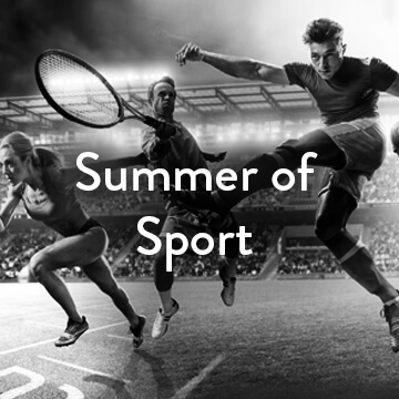 Summer of Sport playlist