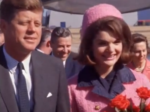 JFK: One PM Standard Time