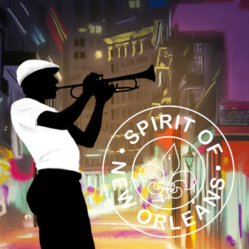 Spirit of New Orleans