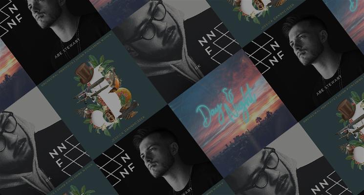 latest releases audio network album collage