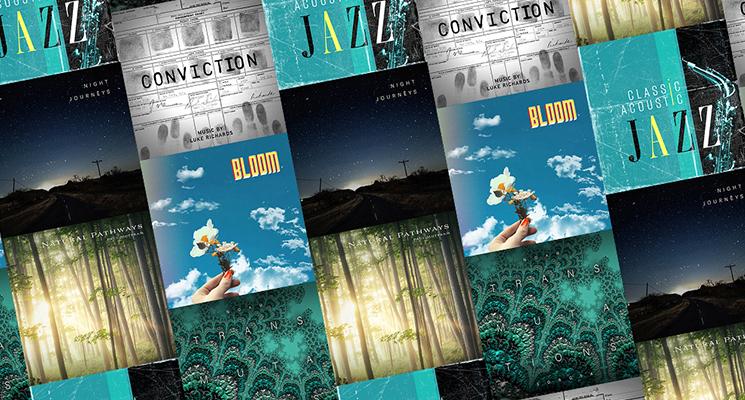 album artwork collage of latest releases
