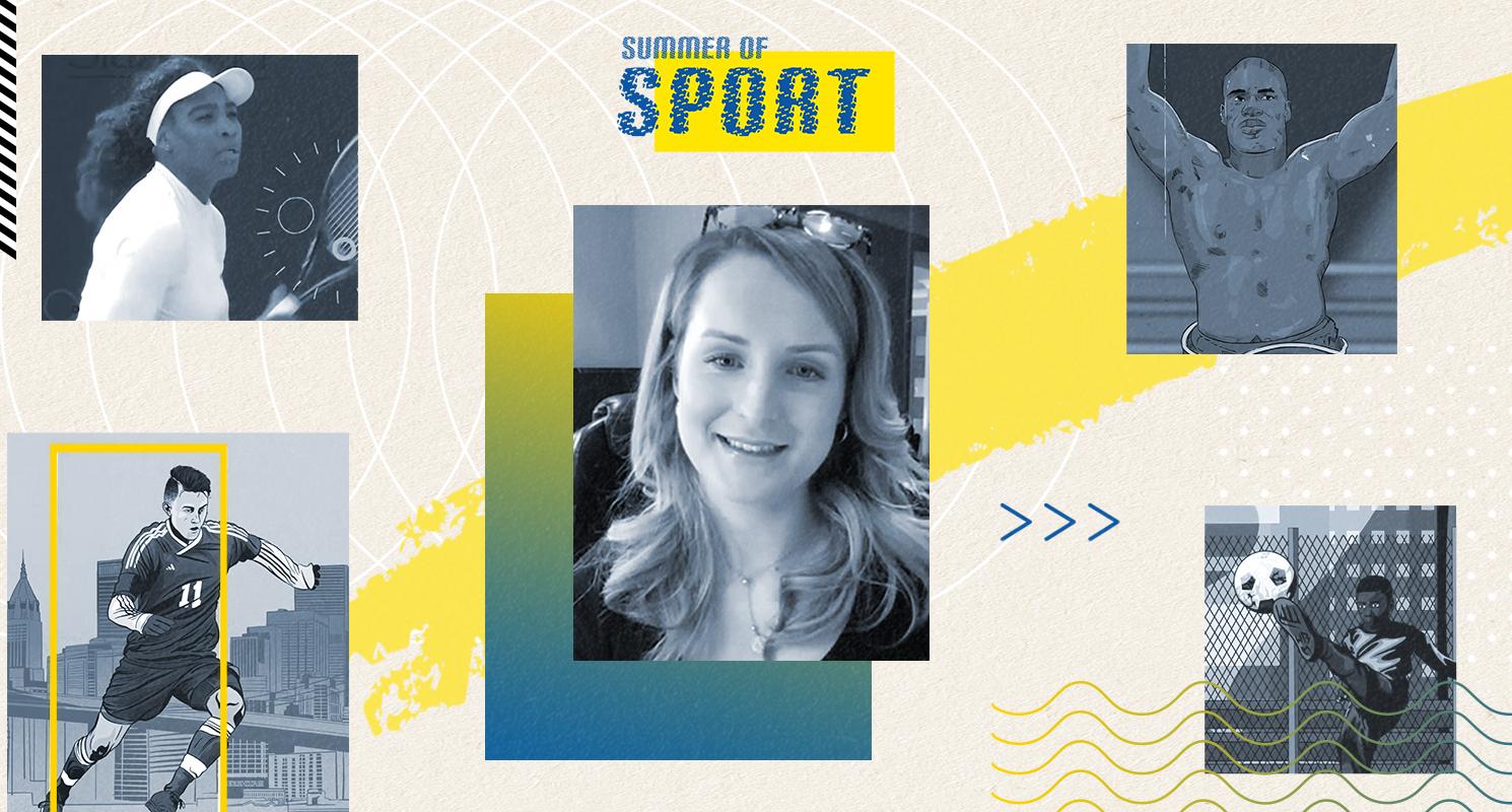 Freya Radford BBC Sports Producer interview