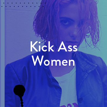 kick ass women playlist audio network