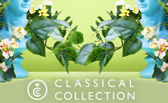 Classical Collection hero banner