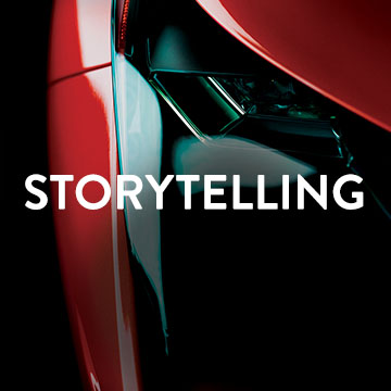 storytelling audio network playlist