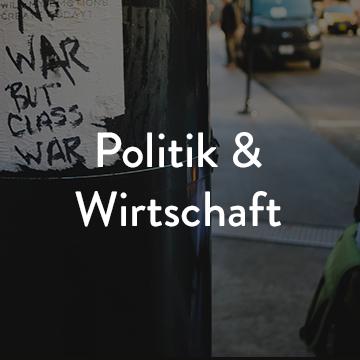Politik & Wissenschaft