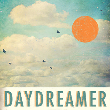 daydreamer paddy conn clouds in the sky and larks flying in the horizon