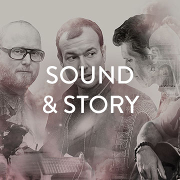 storytelling audio network