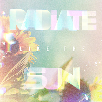radiate like the sun audio network new music