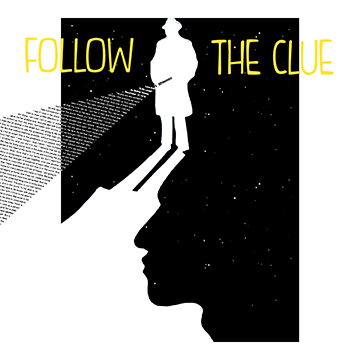 follow the clue audio network new album