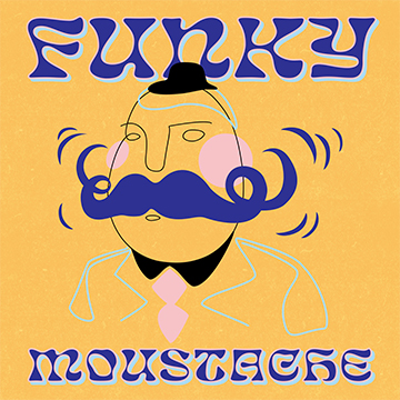 funky moustache audio network new music
