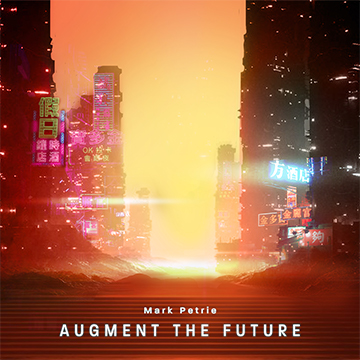 augment the future album with tokyo skyline on artwork