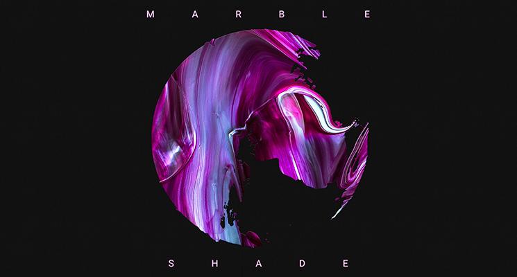 marble shade
