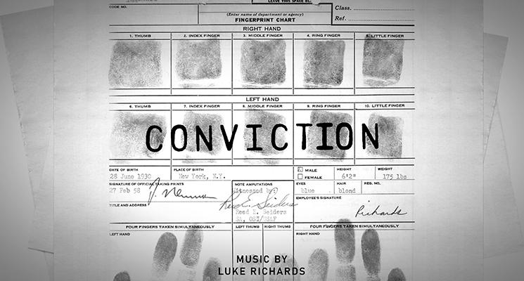 conviction luke richards
