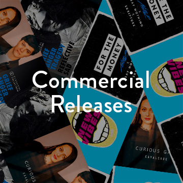 Commercial Releases collage