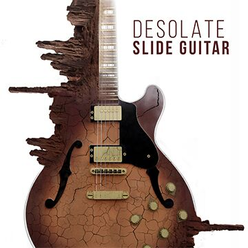 desolate slide guitar