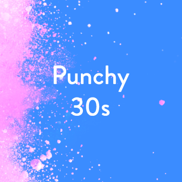 Punchy 30s