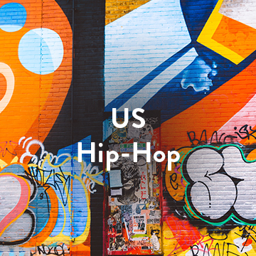 US hip hop