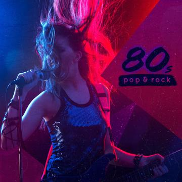 80's Pop & Rock