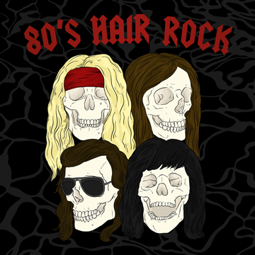 80s Hair Rock