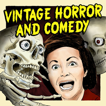 Vintage Horror & Comedy