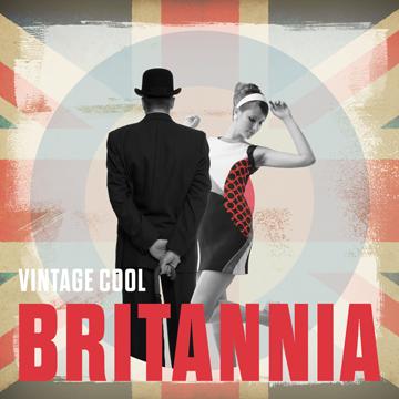 Vintage Cool Britannia