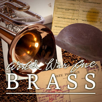 WW1 Brass