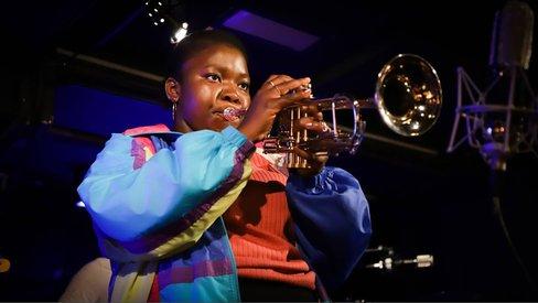 sheila maurice grey trumpeter jazz renaissance uk