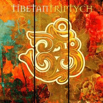 Tibetan Triptych