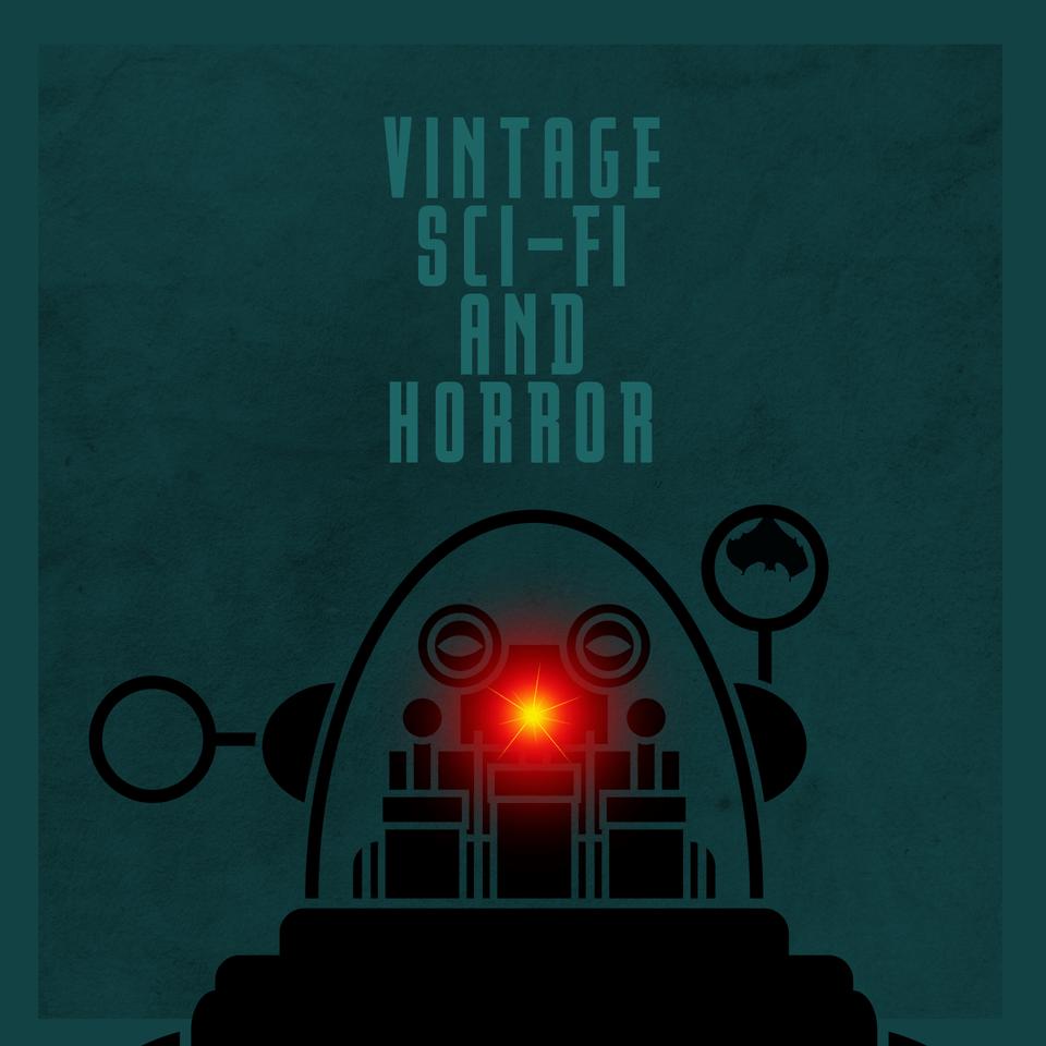 Vintage Sci-Fi & Horror